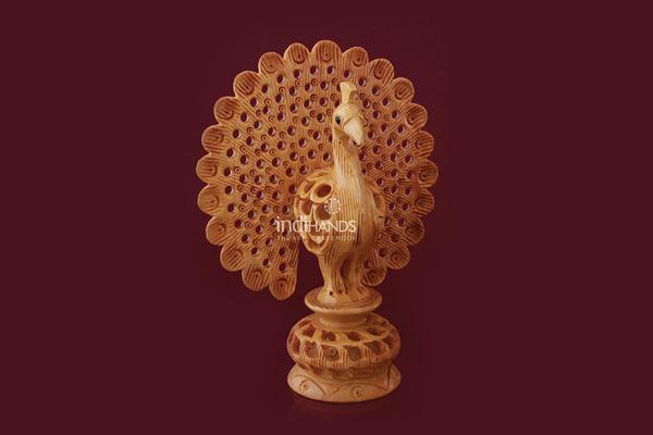 Desktop,-A-Wooden-Jali-Peacock-large-Handicraft,-1223-copy