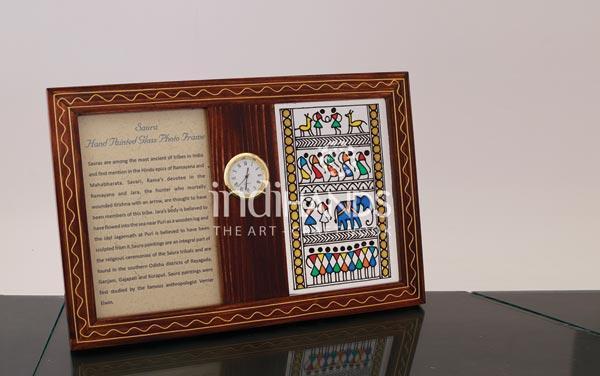 Table-Top-Products,-CL-Saura–Photoframe-&-Clock-Handicraft,-1045-copy